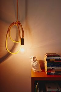 pendant light installation by Melbourne electrician