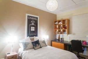 bedroom light upgrade installed by Melbourne electrician