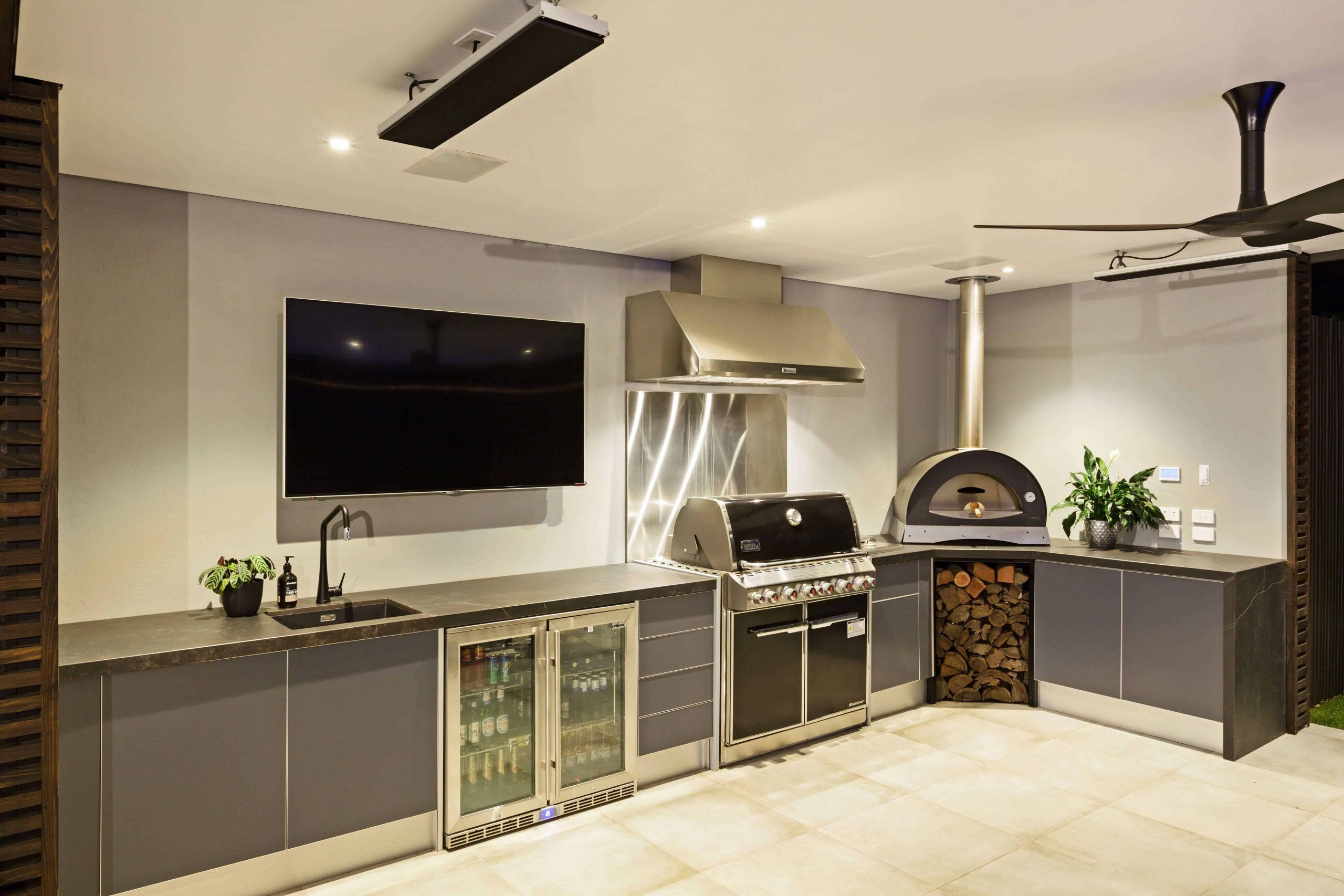 Hawthorn electrician outdoor appliance installation