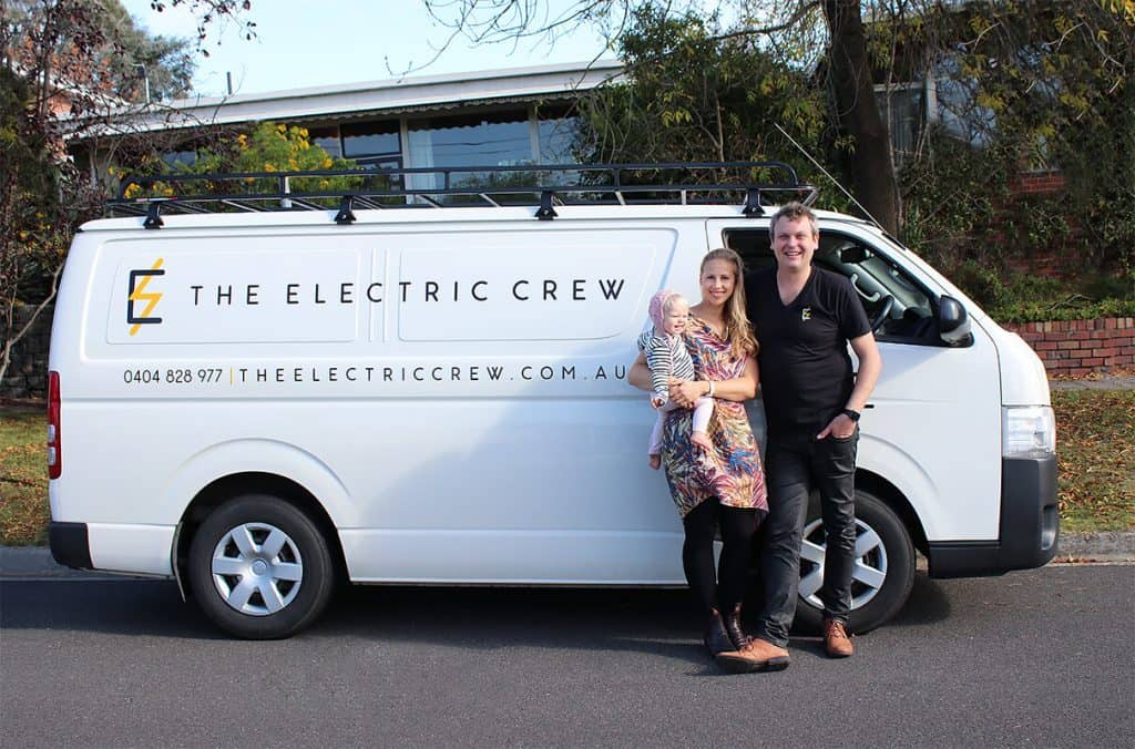 The Electric Crew Family Run Electrical Business in Kew Melbourne